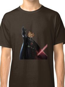 Kitty Darth Vader Starwars [TW] Classic T-Shirt