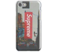 Supreme nyc phone case iPhone Case/Skin