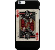 Darth Vader - Playing King Card iPhone Case/Skin