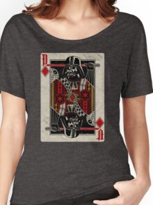Darth Vader - Playing King Card Women's Relaxed Fit T-Shirt
