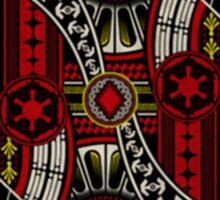 Darth Vader - Playing King Card Sticker
