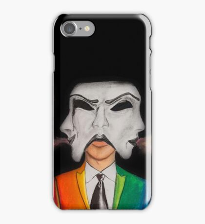 Man in the Suit iPhone Case/Skin