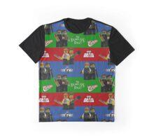 Lego Cornetto Trilogy Graphic T-Shirt