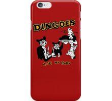 Dingo ate my baby iPhone Case/Skin
