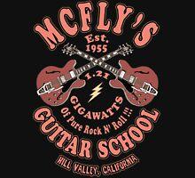 McFly's Guitar School Vintage Unisex T-Shirt
