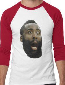 Houston Rockets James Harden  Men's Baseball ¾ T-Shirt