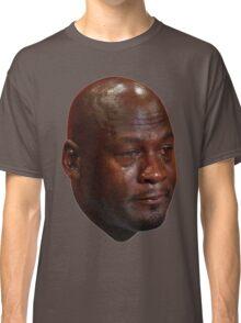 Crying Jordan Classic T-Shirt
