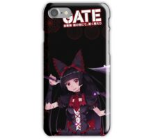 Rory Mercury: After Battle Stats iPhone Case/Skin
