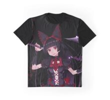 Rory Mercury: After Battle Stats Graphic T-Shirt