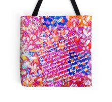 Because Flowers Tote Bag