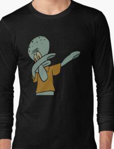 SQUIDWARD Long Sleeve T-Shirt