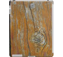 Wood Knot in Old Wood iPad Case/Skin