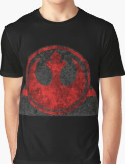 Rebel Alliance symbol desgin Graphic T-Shirt