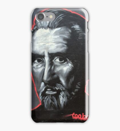 Christopher Lee iPhone Case/Skin