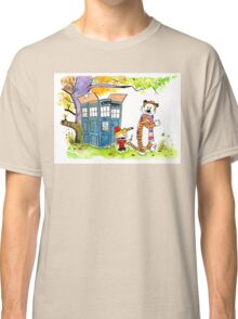 Adventure in Time & Space! Classic T-Shirt