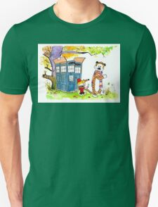 Adventure in Time & Space! Unisex T-Shirt