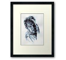 Vincent Price - The Tingler Framed Print