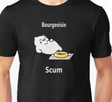 Tubbs -Bourgeoisie Scum- Unisex T-Shirt