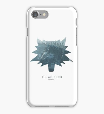 The Witcher 3 WILD HUNT - Iphone Case iPhone Case/Skin