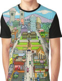 Springfield city Graphic T-Shirt