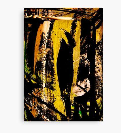 blackbird.... Canvas Print
