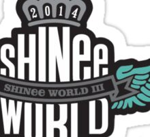SHINee World Sticker