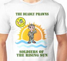 The Deadly Prawns T-Shirt design Unisex T-Shirt