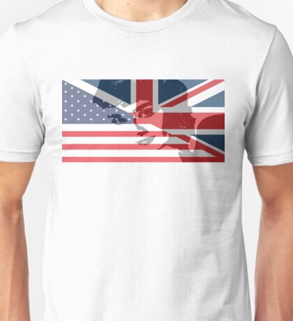 Audrey Made In Britain Unisex T-Shirt