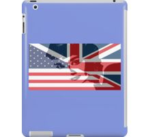 Audrey Made In Britain iPad Case/Skin