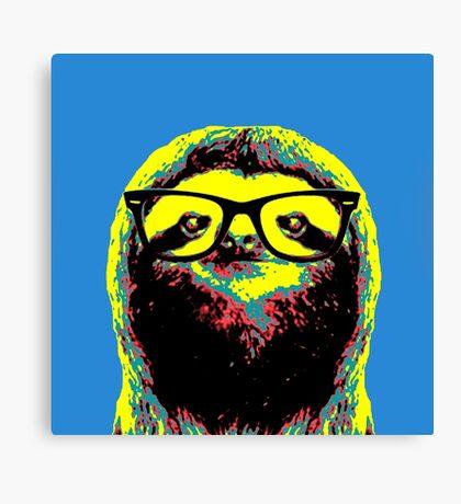 Warhol Slot Canvas Print