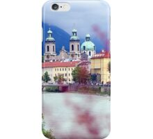 Innsbruck Old Town iPhone Case/Skin