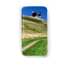 Broadlee-Bank Tor from The Pennine Way Samsung Galaxy Case/Skin