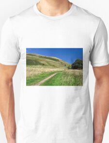 Broadlee-Bank Tor from The Pennine Way Unisex T-Shirt