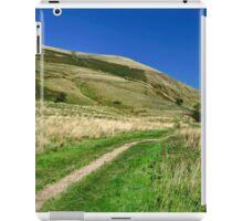 Broadlee-Bank Tor from The Pennine Way iPad Case/Skin