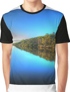 Pacific Lake Graphic T-Shirt