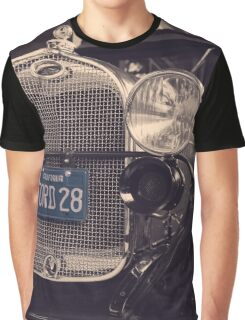 1928 Ford Model A Graphic T-Shirt