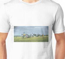 Mustang Scramble  Unisex T-Shirt