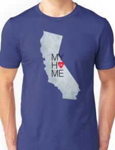 California home sticker Unisex T-Shirt