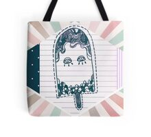 Can You Hear Ice-Scream in Space? Tote Bag