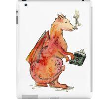 Book Dragon iPad Case/Skin