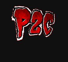 P2C - Red Black 'n White Logo Unisex T-Shirt