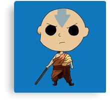 Aang - The Last Airbender Canvas Print