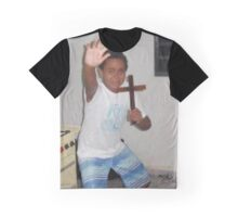 Hold on. Graphic T-Shirt