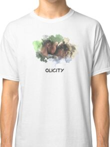 Olicity - Arrow - Kiss Classic T-Shirt