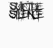 Suicide Silence Black Logo Men's Baseball ¾ T-Shirt