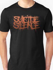 Suicide Silence Orange Logo T-Shirt