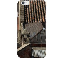 Rooftops in Quito iPhone Case/Skin