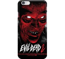 Evil Dead Poster iPhone Case/Skin