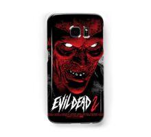 Evil Dead Poster Samsung Galaxy Case/Skin