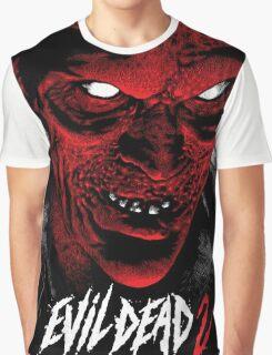 Evil Dead Poster Graphic T-Shirt